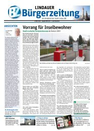 09.03.2019 Lindauer Bürgerzeitung