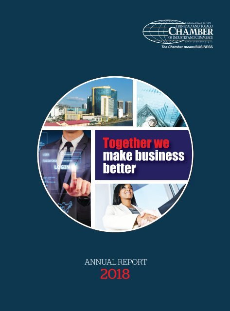 Chamber Annual Report 2018