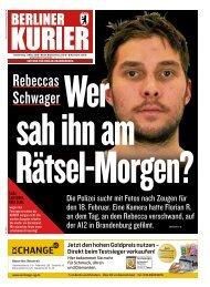 Berliner Kurier 07.03.2019