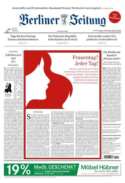 Berliner Zeitung 07032019
