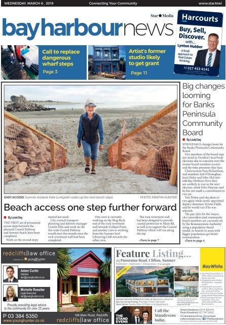 Bay Harbour: March 06, 2019