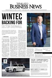 Waikato Business News February/March 2019