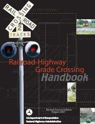 Railroad-Highway Grade Crossing Handbook - Institute of ...