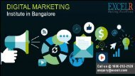 digital marketing institutions Bng