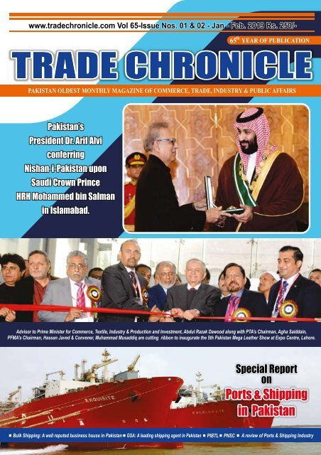 Trade Chronicle Jan Feb 2019 Issue