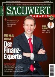 Sachwert Magazin ePaper, Ausgabe 76
