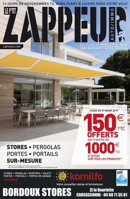 Le Ptit Zappeur Carcassonne 415