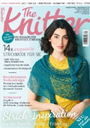 Zeitschrift: The Knitter Nr. 39/2019