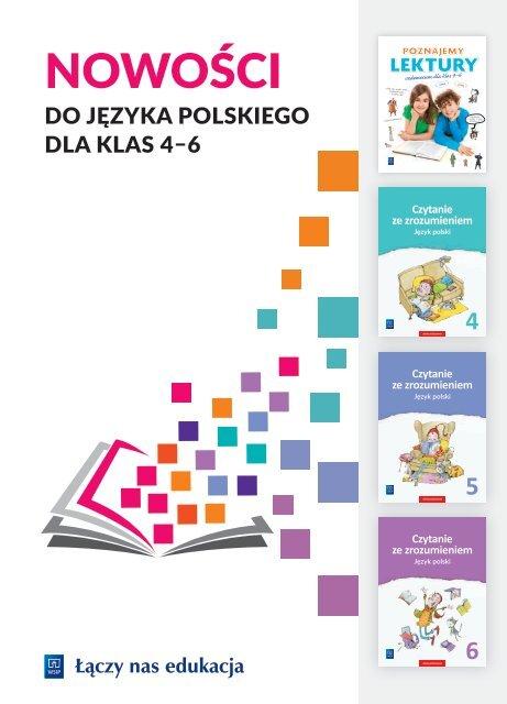E801I0 - Nowości do języka polskiego