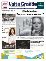 Jornal Volta Grande | Edição 1156 Forq/Veneza