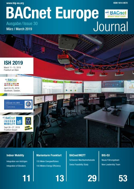BACnet Europe Journal 30
