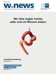 FACHKRÄFTEGEWINNUNG| w.news 03.2019