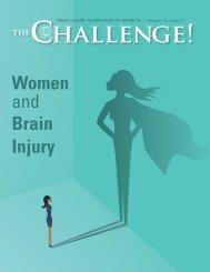 THE Challenge 2019 Vol. 13 Iss. 1 Women and Brain Injury
