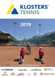 Klosters Tennis 2019