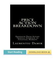 (pd9c) PDF Download Price Action Breakdown: Exclusive Price Action Trading Approach to Financial Markets eBook