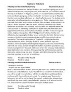 St Mary Redcliffe Church Pew Leaflet - March 10 2019  - Page 3