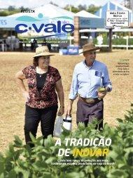 Revista C. Vale edição de Janeiro/Fevereiro de 2019