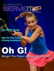 Serveitup Tennis Magazine #38