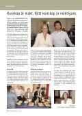 Västra Kretsen av Svenska Civilekonomföreningen - HHGA - Page 6
