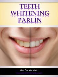 Teeth Whitening Parlin