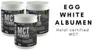 Egg white albumen