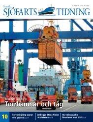 SST Nr 10 - Sjöfartstidningen