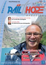RailHope Magazin 02/18 FR