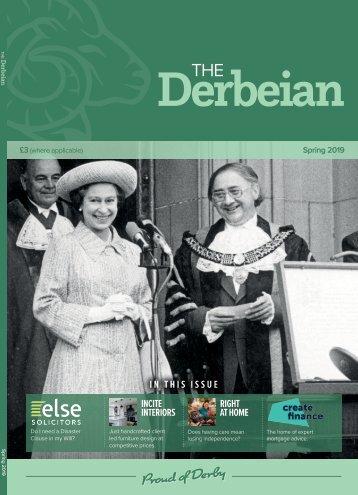 The Derbeian Magazine Spring 2019 Edition