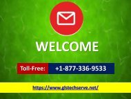 Email Technical Problem Support Number +1-877-336-9533