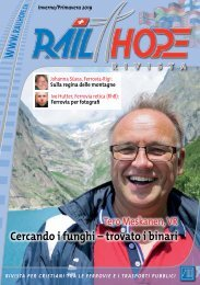 RailHope Magazin 02/18 IT