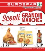 Eurospar S.Gavino 2019-03-07