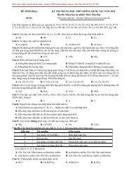 10 ĐỀ MINH HỌA 8 ĐIỂM KỲ THI TRUNG HỌC PHỔ THÔNG QUỐC GIA MÔN HÓA CÓ HƯỚNG DẪN GIẢI