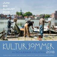 KULTUR IM SOMMER in Schleswig-Holstein 2018