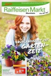 Raiffeisen Mannheim eG Prospekt KW 10 ab 9.03.2019