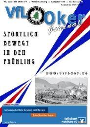 VfL Oker Journal 184