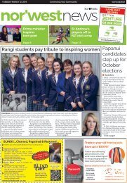 Nor'West News: March 12, 2019