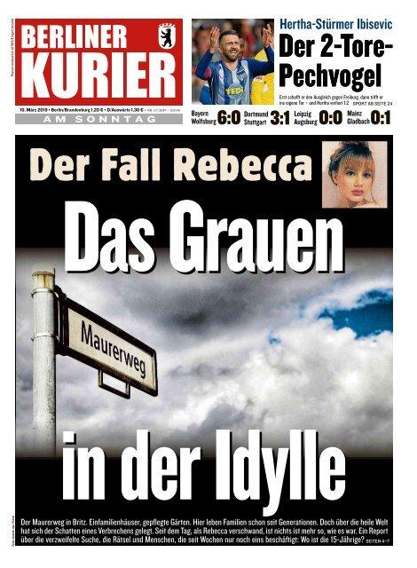 Berliner Kurier 10.03.2019