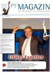 PT-Magazin 02 2019, Erfolg, Experten