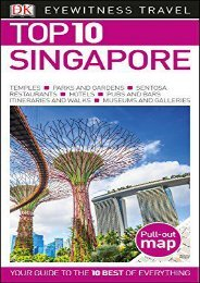 read online Top 10 Singapore (DK Eyewitness Top 10 Travel Guides) E-book full
