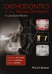 Downlaod Orthodontics in the Vertical Dimension: A Case-Based Review Epub