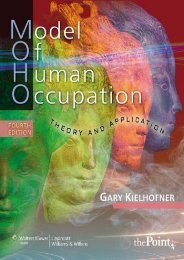Downlaod Model of Human Occupation: Theory and Application (Model of Human Occupation: Theory   Application) Pdf books