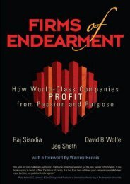 Read Firms of Endearment: How World-Class Companies Profit from Passion and Purpose E-book full
