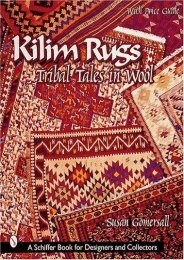 Downlaod Kilim Rugs (Schiffer Book for Collectors) unlimited