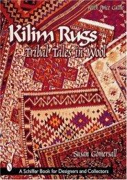 Downlaod Kilim Rugs (Schiffer Book for Collectors) unlimited