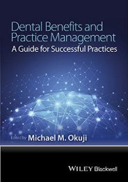 read online Dental Benefits and Practice Management: A Guide for Successful Practices E-book full
