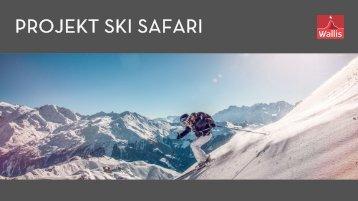 Projekt Ski Safari