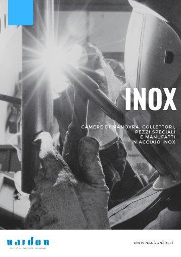 lavori in inox