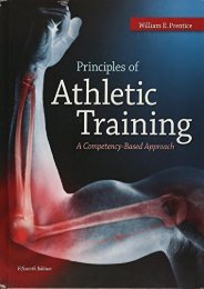 Pdf download Principles of Athletic Training: A Competency-Based Approach E-book full
