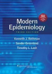 Ebooks download Modern Epidemiology E-book full