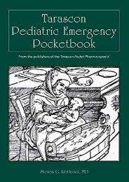 read online Tarascon Pediatric Emergency Pocketbook full